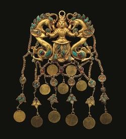 特別展「黄金のアフガニスタン-守りぬかれたシルクロードの秘宝-」が開催中