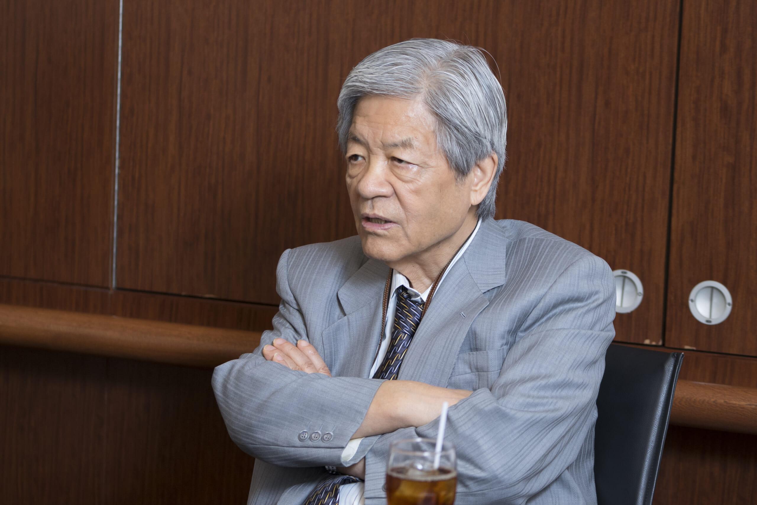 田原総一朗 「リベラルな報道の劣化が甚だしい」