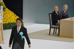安倍首相はなぜ天皇陛下を茶化したのか?<br />「生前退位」を有識者ごときが賛成反対を<br />論ずること自体が不敬であり無意味!