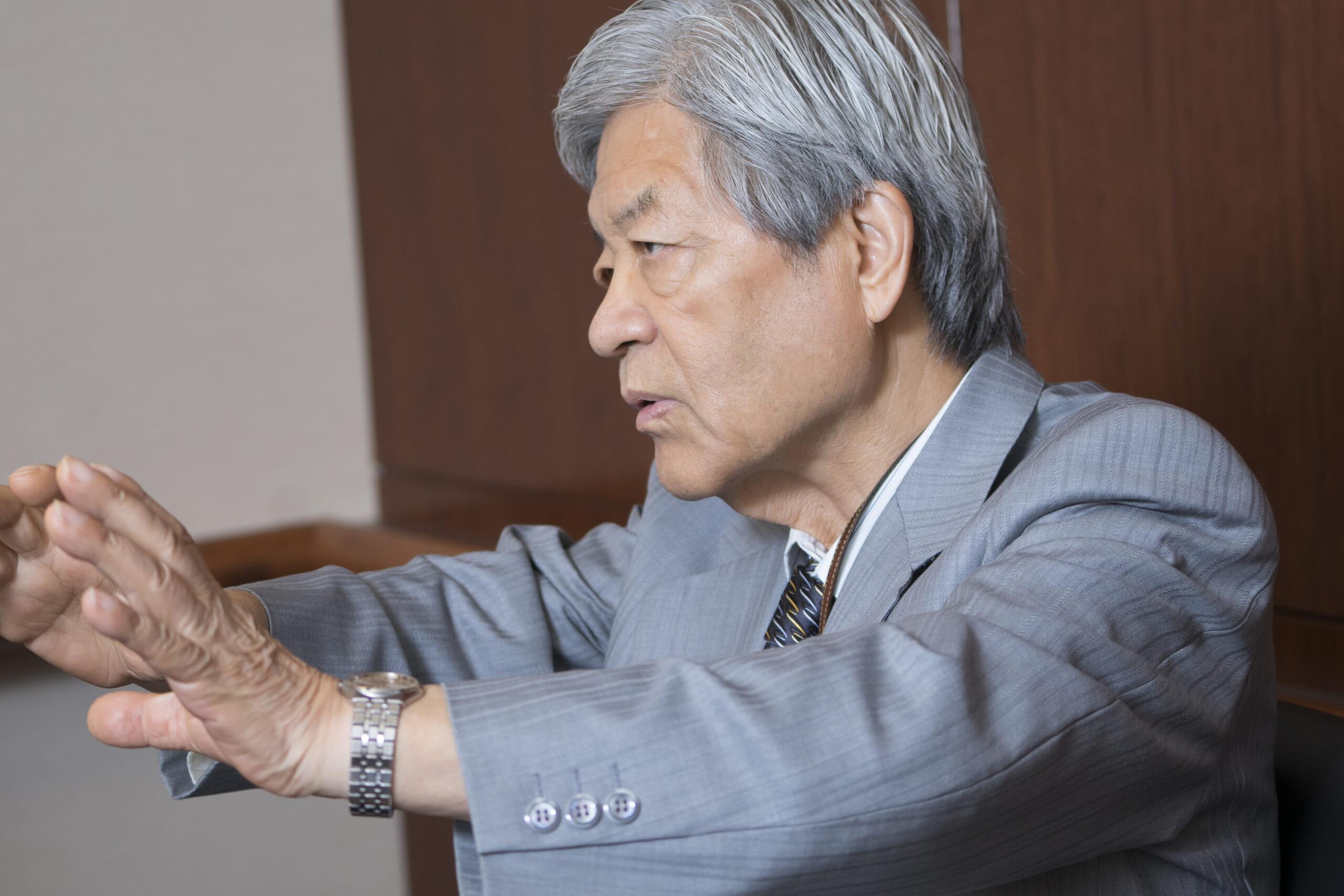 田原総一朗「改憲はできなかったんじゃなくて、しなかった」