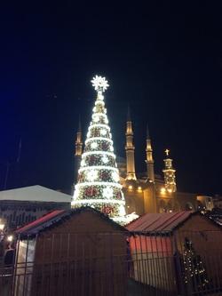 中東のメリークリスマス