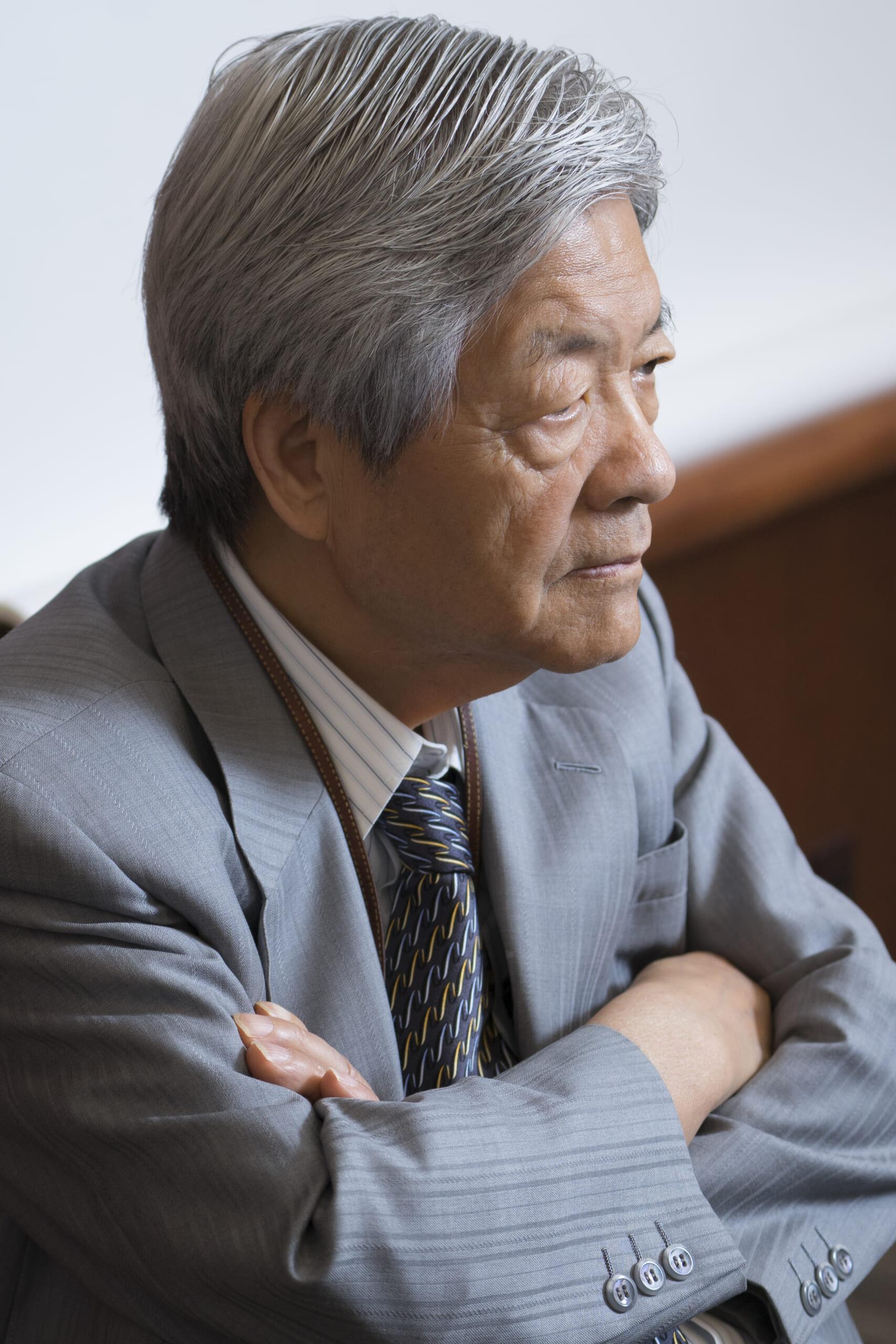 田原総一朗 「今の日本の姿を見れば、ほぼ田中さんの構想に近づいているのが分かる」<br />