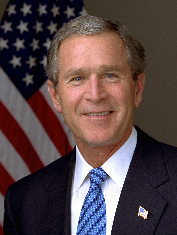 大統領 ブッシュ