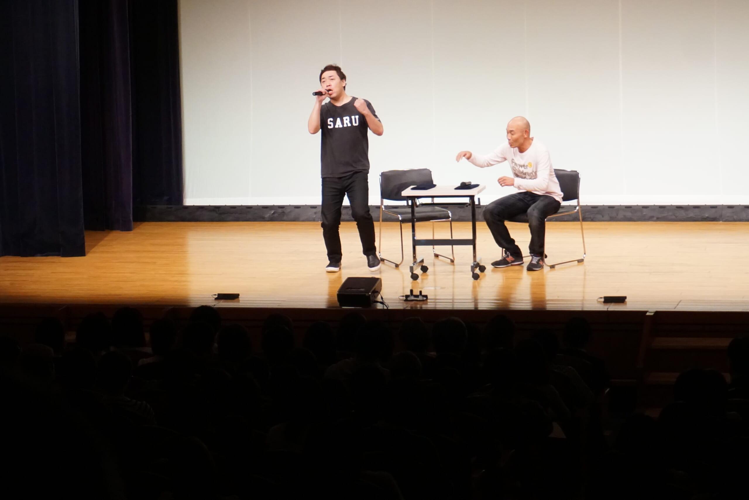 トライアウト受験とコンビのこと<br />お笑い芸人・杉浦双亮の挑戦記!<3>