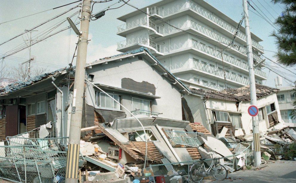 大震災 震度 阪神