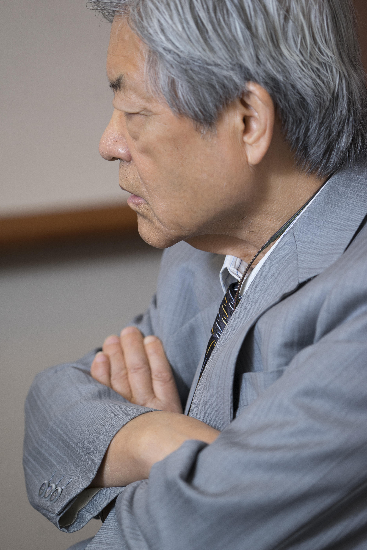 田原総一朗 「宗教を「理解」と「信じる」ということには、かなり違いがあるということに興味が湧いている」