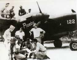 アメリカ軍襲撃隊18名のうち4名で<br />山本五十六搭乗機を狙う計画だった!