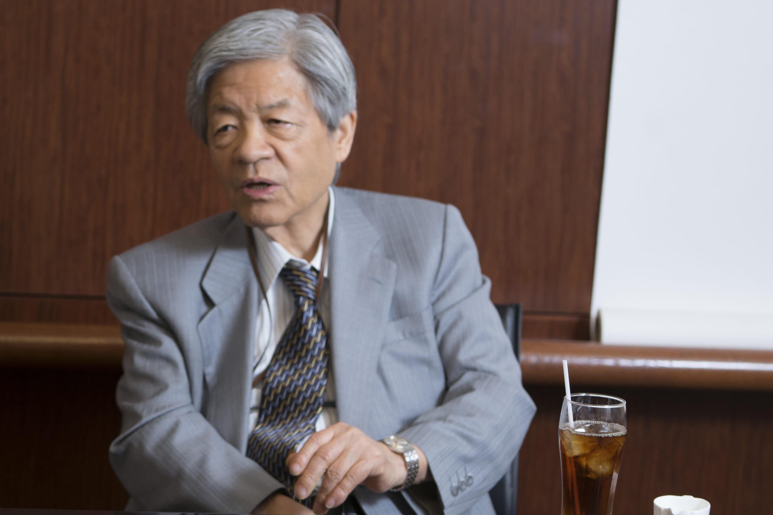 田原総一朗 「新聞の社説は、人間が書くよりもAIのほうがはるかに良くなってくるかもしれない」