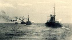 大海原に巡らされた警戒網が<br />バルチック艦隊の動向を察知<br />