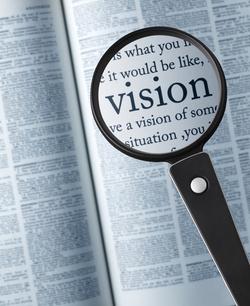 「ビジョン」は人間のアナログな感情から生まれる