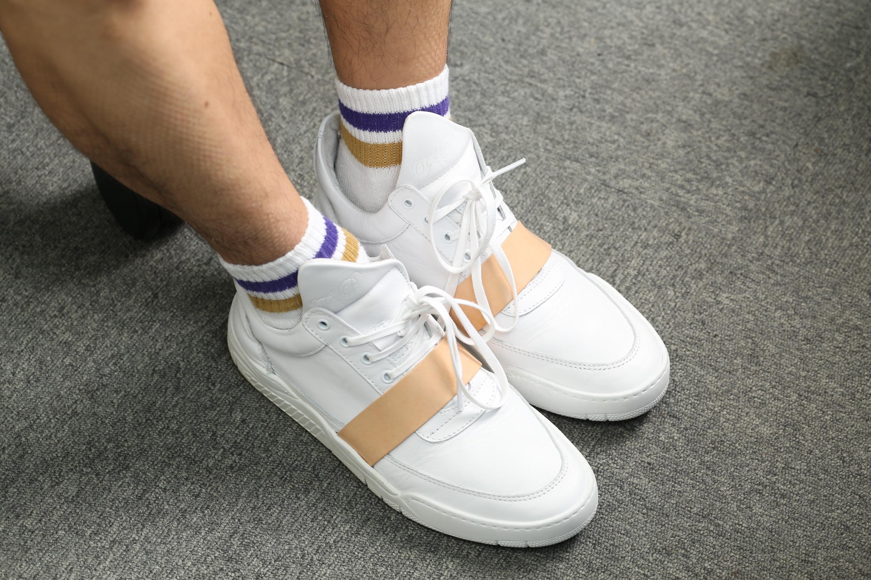 水道橋博士  「足下だけはピカピカに」たけしイズムのファッション貫く