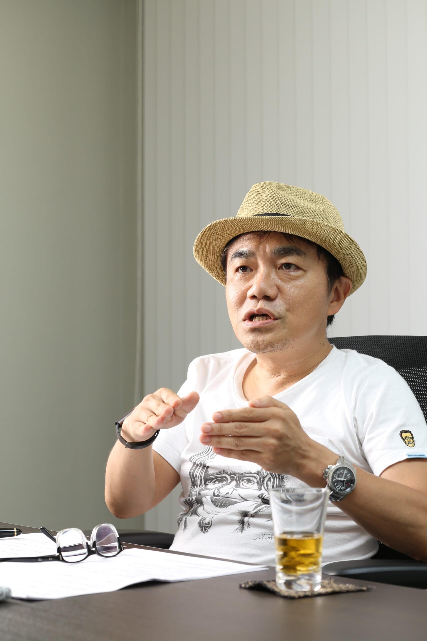 水道橋博士 「映画見ましたか?」「見てない」安倍首相と言い合いの過去