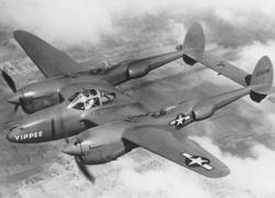 日本軍の暗号から山本の飛行経路を解読!<br />18機の襲撃機が待ち伏せ攻撃に向かう