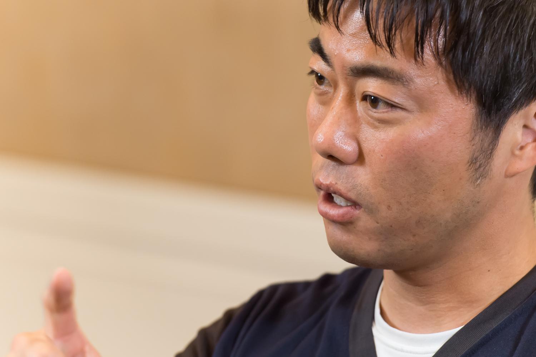 上原浩治に聞く Q.4 日本で取り入れたほうがいいメジャー式ってありますか?