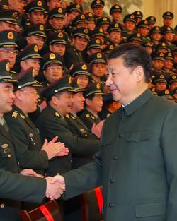 中国陸軍の不満が爆発寸前!<br />習近平の軍制改革による<br />兵力30万人のリストラの影響か