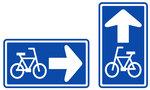 全国で3ヶ所。「自転車一方通行」標識で事故を防げ!