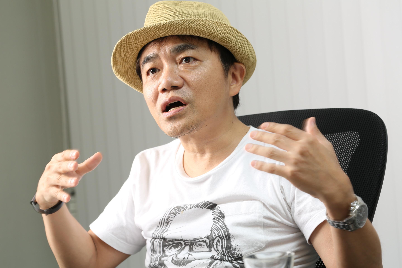 """水道橋博士  キンコン・西野は""""炎上仲間"""" 「好きなこと言える世の中の方がいい」"""