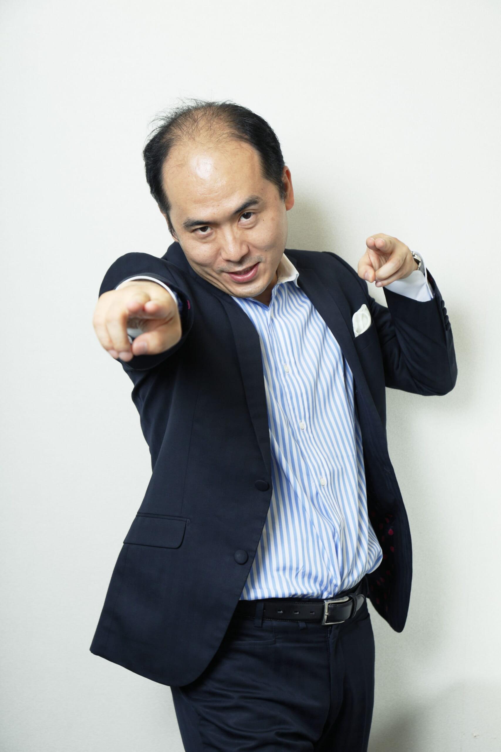 M1優勝から1年、トレエン斎藤が見据える先は? 独占激白。