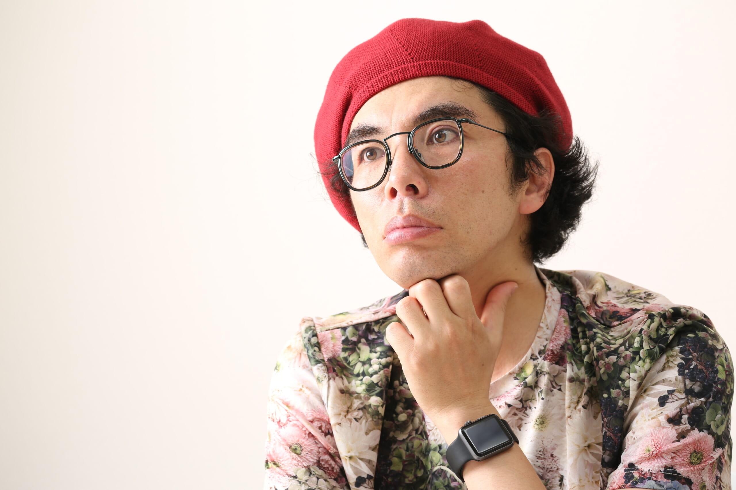 ラーメンズ片桐仁「今の自分があるのは小林賢太郎のおかげ」 相方の存在の大きさ語る