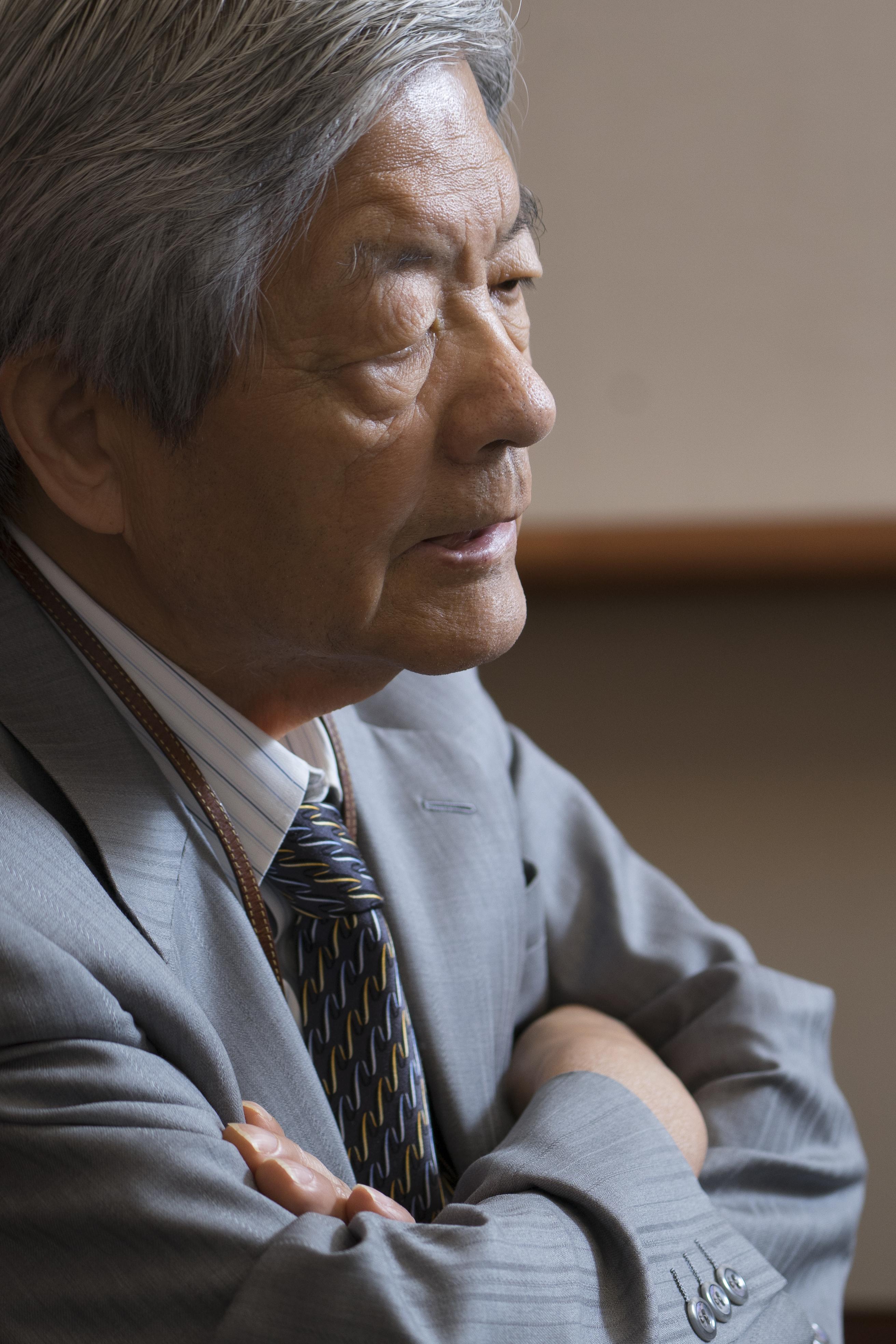 田原総一朗「あのような戦争を二度とやってはいけないという、強いお気持ちを感じる」