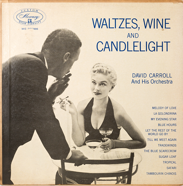 WALTZES, WINE AND CANDLELIGHT