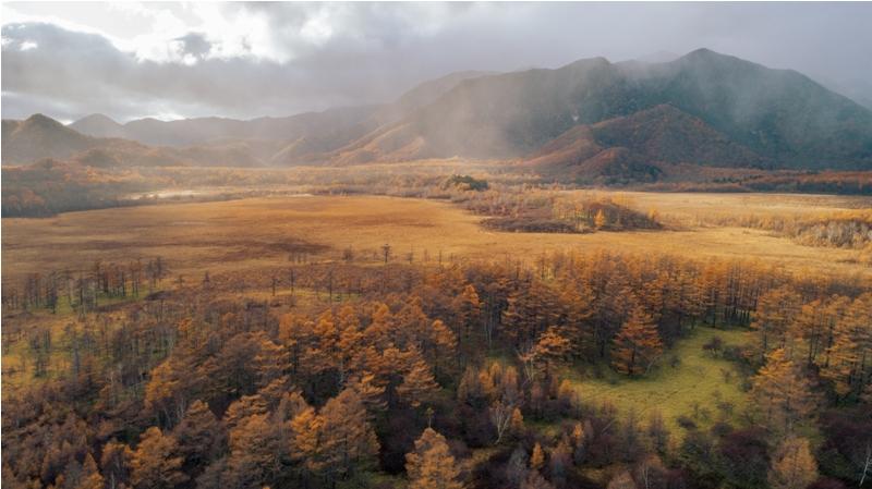 聖火リレーのスタート地 福島のシンボル磐梯山にまつわる由来伝説