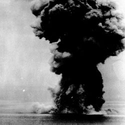 75年前の今日、戦艦「大和」轟沈す【特攻当日】1945年4月7日
